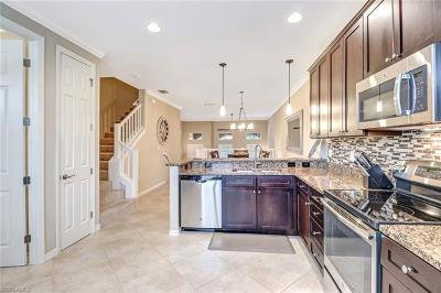Collier County Condo/Townhouse For Sale: 9082 Capistrano St N #4807