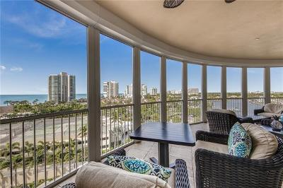 Aria Condo/Townhouse For Sale: 4501 Gulf Shore Blvd N #804