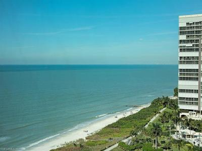 Condo/Townhouse For Sale: 4651 Gulf Shore Blvd N #1507