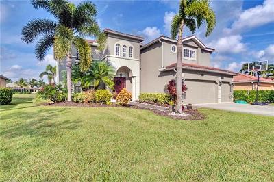 Collier County Single Family Home For Sale: 14771 Indigo Lakes Cir