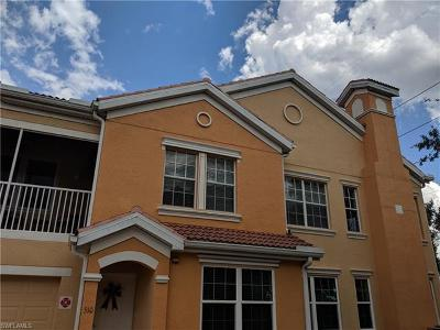 Lee County Condo/Townhouse For Sale: 1866 Concordia Lake Cir #510