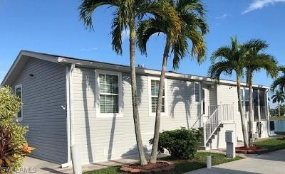 Goodland, Marco Island, Naples, Fort Myers, Lee Mobile/Manufactured For Sale: 1197 Diamond Lake Cir