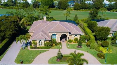 Collier County Single Family Home For Sale: 777 Brentwood Pt