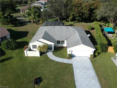 Single Family Home Pending With Contingencies: 3170 Pineapple Ct