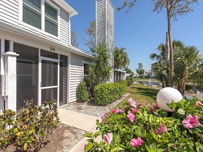 Naples Condo/Townhouse For Sale: 3401 Timberwood Cir