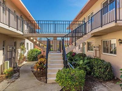 Naples Condo/Townhouse For Sale: 175 Palm Dr #D