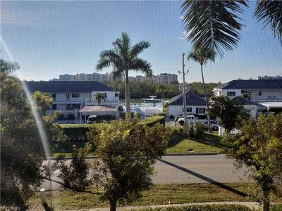 Marco Island Condo/Townhouse Pending With Contingencies: 140 Palm St #303