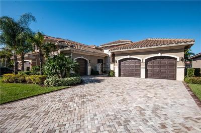 Single Family Home For Sale: 3420 Atlantic Cir