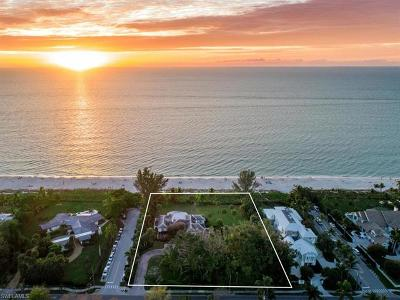Marco Island, Bonita Springs, Naples, Estero Single Family Home For Sale: 325 Gulf Shore Blvd N
