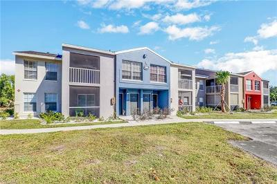 Naples Condo/Townhouse For Sale: 116 Santa Clara Dr #116-7