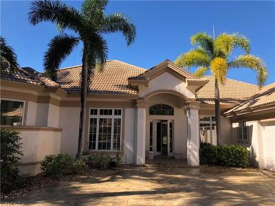 Estero Single Family Home Pending With Contingencies: 22980 Shady Knoll Dr