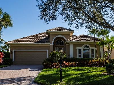 Estero Single Family Home For Sale: 20095 Seadale Ct