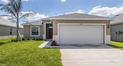 Lehigh Acres Single Family Home For Sale: 8101 Gopher Tortoise Trl