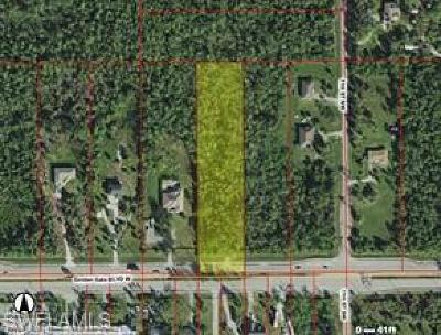 Collier County, Lee County Residential Lots & Land For Sale: 1171 Golden Gate Blvd W