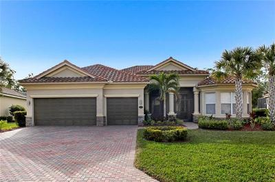 Estero Single Family Home For Sale: 21078 Bosco Ct