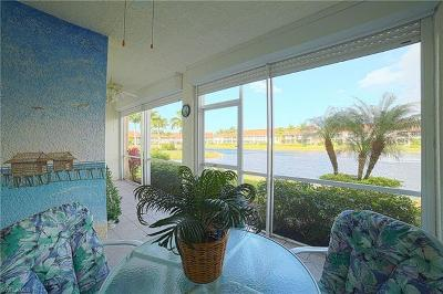 Collier County Condo/Townhouse For Sale: 2389 Hidden Lake Ct #1