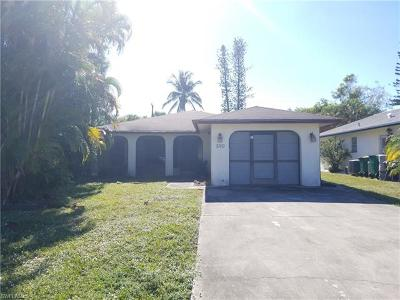 Naples Park Single Family Home For Sale: 590 106th Ave N