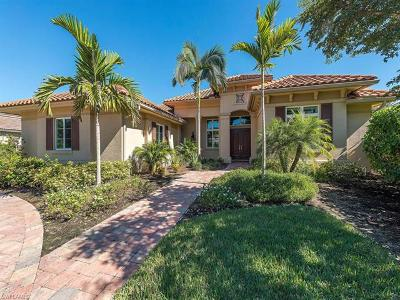 Fort Myers Single Family Home Pending With Contingencies: 3470 Brantley Oaks Dr