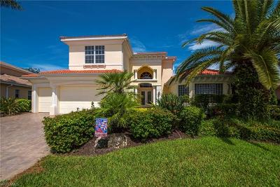 Estero Single Family Home For Sale: 19384 La Serena Dr