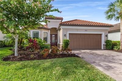 Naples Single Family Home Pending With Contingencies: 8863 Vaccaro Ct