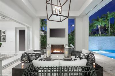 Naples Single Family Home For Sale: 9188 Mercato Ln