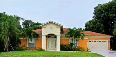 Bonita Springs Single Family Home For Sale: 27943 Carl Cir
