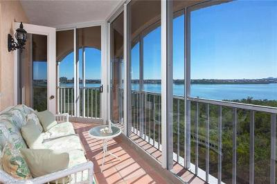 Marco Island Condo/Townhouse Pending With Contingencies: 3000 Royal Marco Way #PH-K