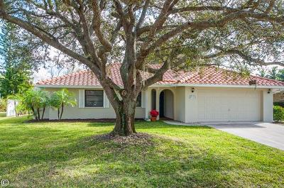 Bonita Springs Single Family Home Pending With Contingencies: 27116 Edenbridge Ct