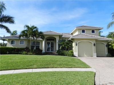Marco Island Single Family Home For Sale: 316 Waterleaf Ct