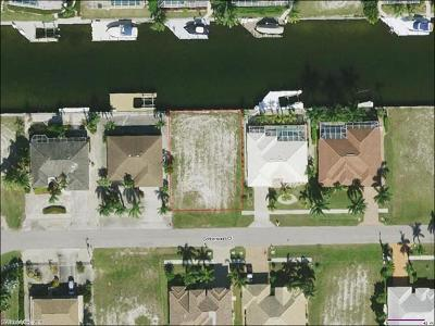 Marco Island Residential Lots & Land For Sale: 1056 Cottonwood Ct