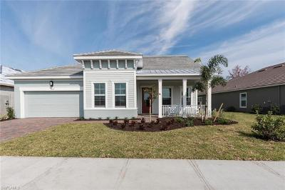 Naples Single Family Home For Sale: 3817 Helmsman Dr