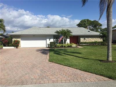 Bonita Springs Single Family Home For Sale: 28413 Las Palmas Cir