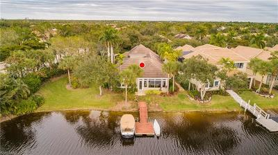 Bonita Springs, Cape Coral, Estero, Fort Myers, Naples Single Family Home For Sale: 8402 Mallards Way