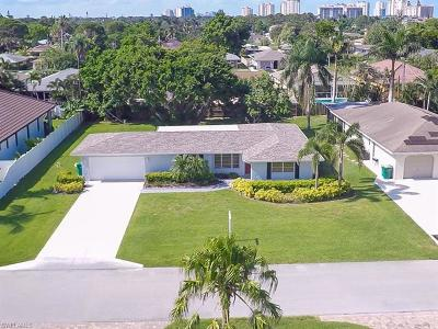 Naples Park Single Family Home Pending With Contingencies: 558 105th Ave N