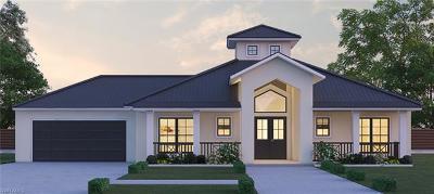 Naples Single Family Home For Sale: Xxxx 31 Ave NE
