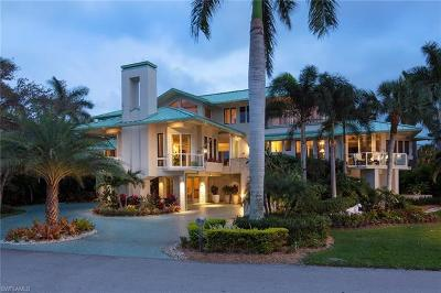 Marco Island FL Single Family Home For Sale: $3,850,000