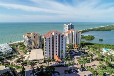 Club At Naples Cay Condo/Townhouse Sold: 40 Seagate Dr #202