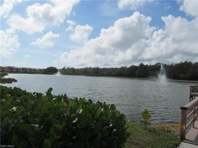 Fort Myers Condo/Townhouse Pending With Contingencies: 14100 Eagle Ridge Lakes Dr #102