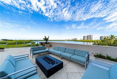 Naples Condo/Townhouse For Sale: 60 Seagate Dr #601