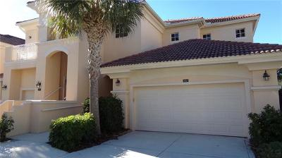 Estero Condo/Townhouse For Sale: 5050 Indigo Bay Blvd #102