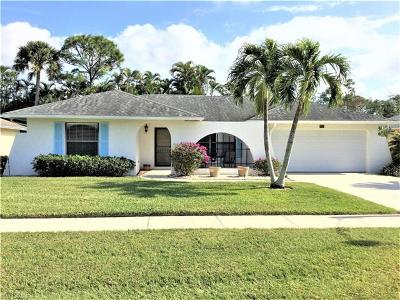 Naples Single Family Home For Sale: 172 Marseille Dr