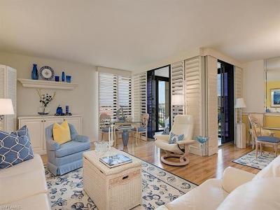 Condo/Townhouse For Sale: 3115 Gulf Shore Blvd N #201S
