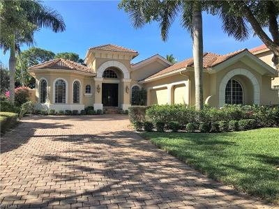 Estero Single Family Home For Sale: 20060 Chapel Trace