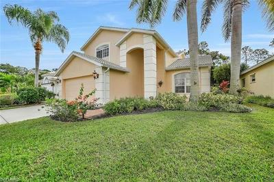 Bonita Springs Single Family Home Pending With Contingencies: 25641 Inlet Way Ct