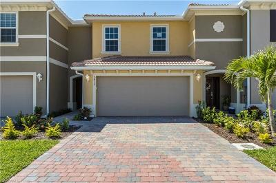 Fort Myers Condo/Townhouse For Sale: 3812 Tilbor Cir
