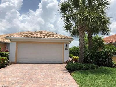 Naples Single Family Home For Sale: 8665 Erice Ct
