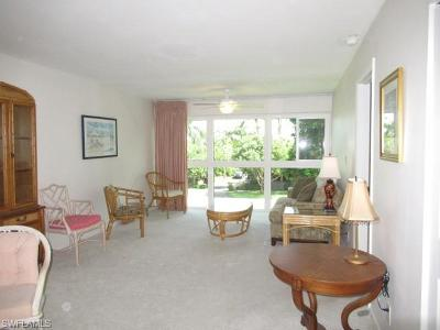 Naples Condo/Townhouse For Sale: 468 Broad Ave S #H-468