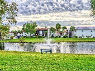 Naples Condo/Townhouse For Sale: 4275 27th Ct SW #101