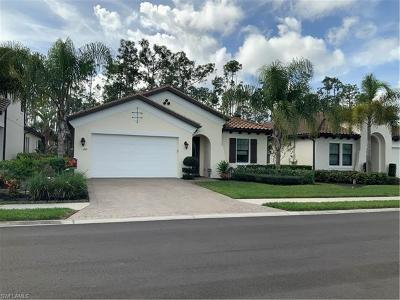 Single Family Home For Sale: 4371 Raffia Palm Cir