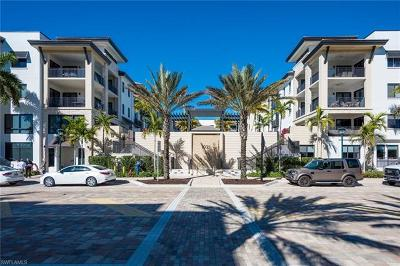 Naples Square Condo/Townhouse Pending With Contingencies: 1035 3rd Ave S #218